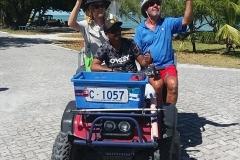 02 Cocos Keeling Quad als Transportmittel