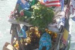Obst- und Gemüseverkäufer