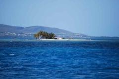 Besuch einer einsamen Insel