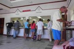 Zoll-Einklarierung in Bequia