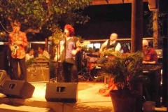 Bluesfestival bei Basils Bar