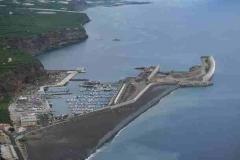 Marina von La Punta aus