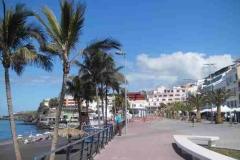 Promenade Puerto Naos