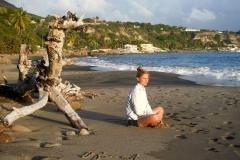 St. Eustatius - Strand