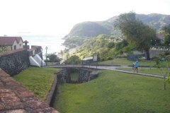 St. Eustatius - Fort