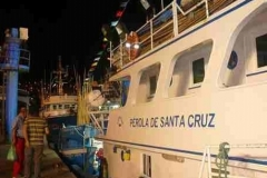 Im Hafen Canical
