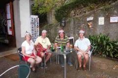 Madeirische Kopfbedeckungen