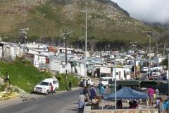11. Township bei Kapstadt