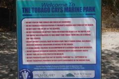 Tobago Cays Naturreservat