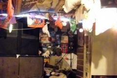 Foxis Bar auf Jost van Dyke