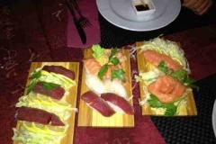 Sushi im Asia Restaurant