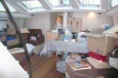 Chaos unter Deck