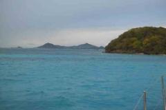 Tobagos Cays - Wasserfarben