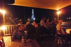 Dezemberabend Rodney Bay